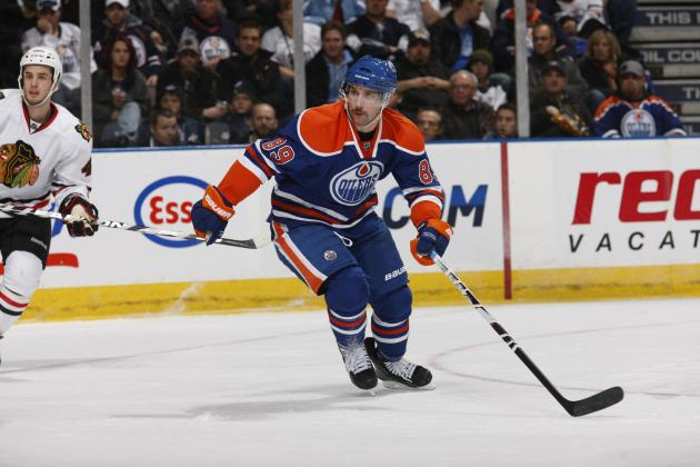 Oilers vs. Blackhawks: Sam Gagner Has the Performance of a Lifetime in 8-4 Win