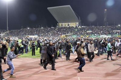 Egypt Stadium Tragedy: Soccer's Power to Unite Was Hijacked in Port Said