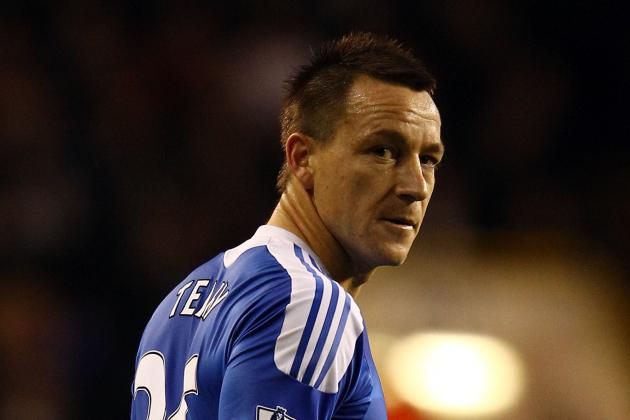 John Terry: Chelsea Centre-Back Stripped of England's Captaincy Again