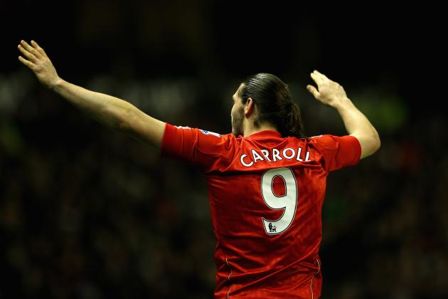 Luis Suarez Returns : What Does This Mean for on-Form Andy Carroll?