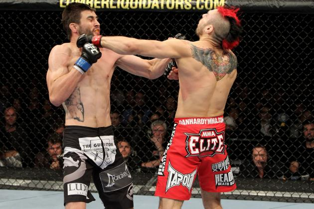 UFC 143: Why Carlos Condit Will Prove to Be a Better Striker Then Nick Diaz