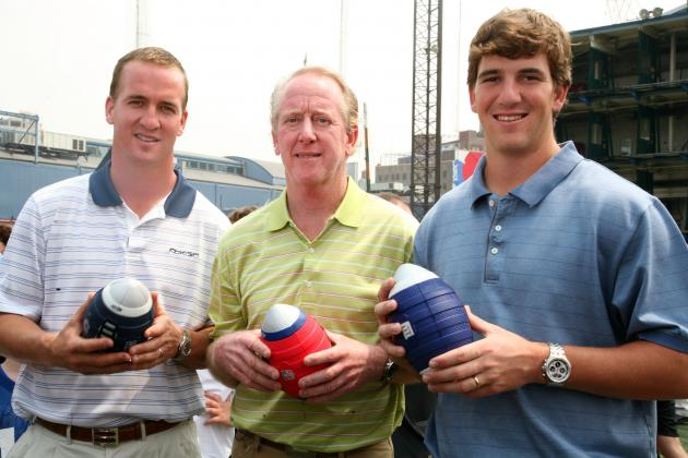 A Little Brother's Plea: Peyton Manning Should Stay Away from Eli's Super Bowl