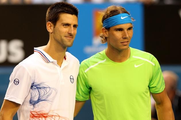 Novak Djokovic and Rafael Nadal:  Australian Open Signals a Riveting Rivalry