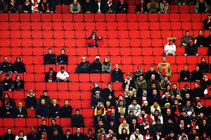 Arsenal FC: The War at the Emirates as Home Fans Show Anger by Bin Bag Protest