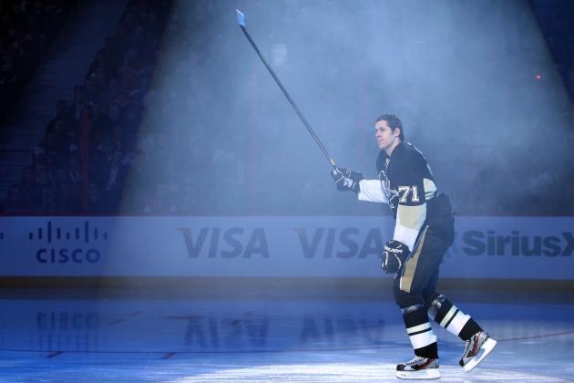 Evgeni Malkin Named NHLPA Player of the Week