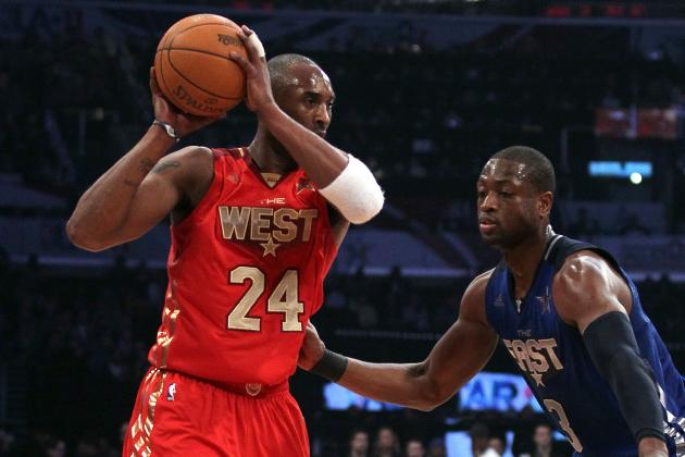 2012 NBA All-Star Roster: East vs. West, Who Has the Better Starting 5?