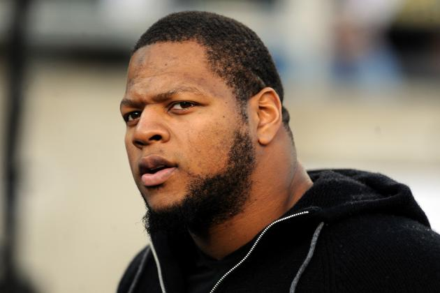 Ndamukong Suh: Warren Sapp Criticizes Detroit Lions Star, and He's Right