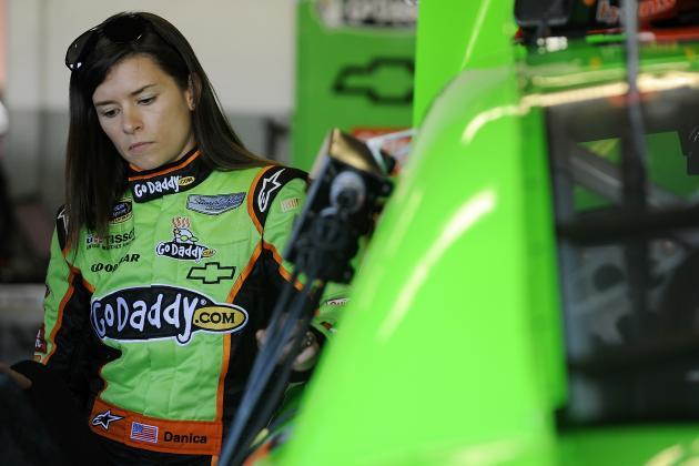 Danica Patrick and David Reutimann: NASCAR's New Odd Couple