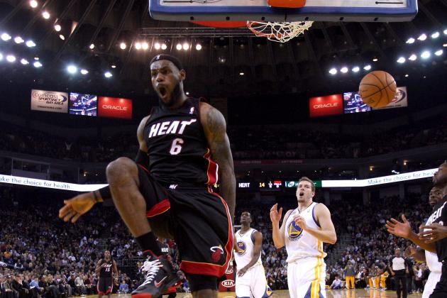 LeBron James Won't Do the Dunk Contest for All the Wrong Reasons