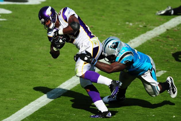 2012 NFL Free Agents: Carolina Panthers and Teams in Dire Need of Defensive Help