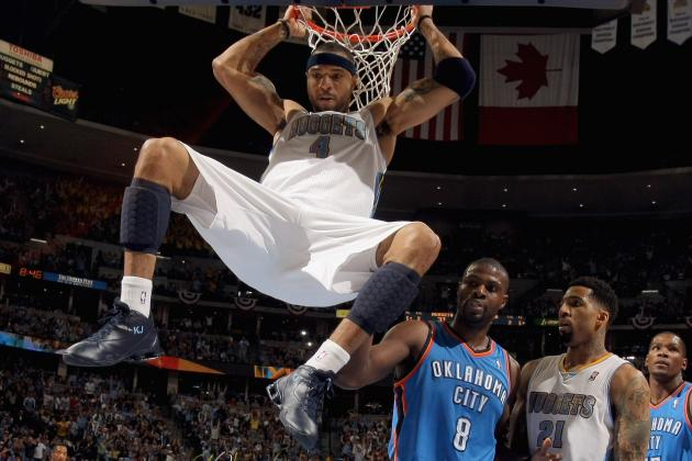 Kenyon Martin to LA: Clippers Land Former Top Pick