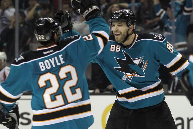 San Jose Sharks Dominate Dallas Stars, Phoenix Coyotes Await