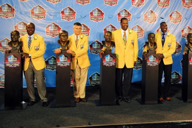 2012 Pro Football Hall of Fame: Predictions, Results and Finalists for Canton