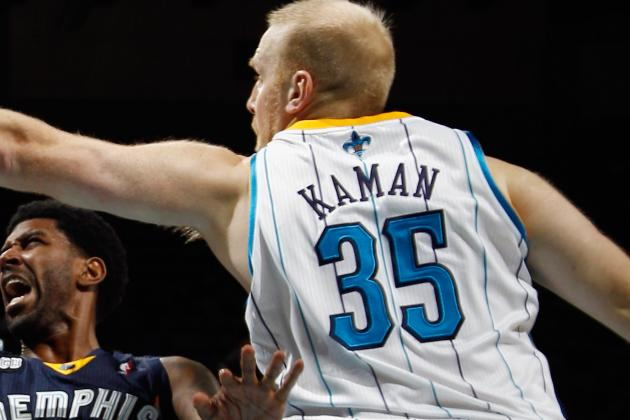 Chris Kaman and the San Antonio Spurs? Tim Duncan Makes a Case