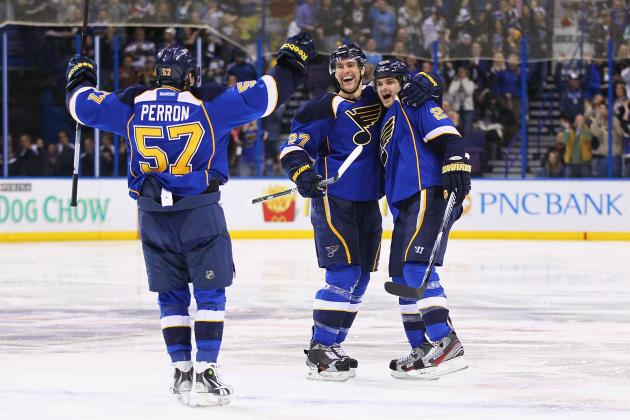 St. Louis Blues: Why the Team Needs to Be Active at the Trade Deadline