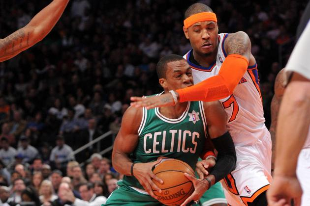 New York Knicks vs. Boston Celtics: TV Schedule, Live Stream, Spread Info & More