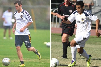 Los Angeles Galaxy: Ins and Outs, February 3, 2012