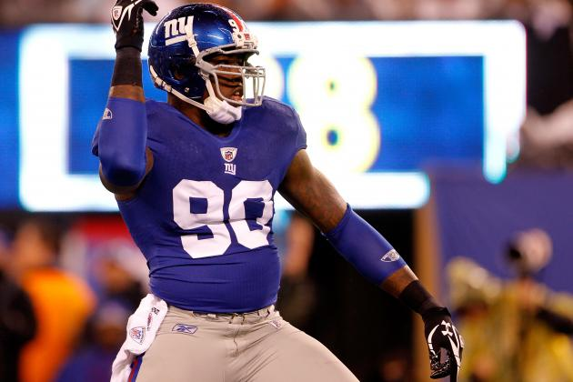 NFL Honors Predictions 2012: Jason Pierre-Paul, Terrell Suggs