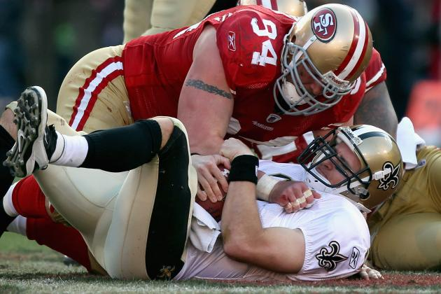 NFL Honors 2012 Predictions: Justin Smith Must Win Defensive Player of the Year