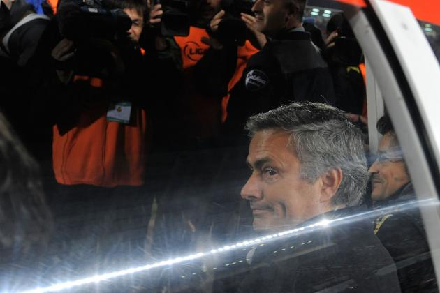 Chelsea FC: Jose Mourinho to Force Andre Villas-Boas Out?
