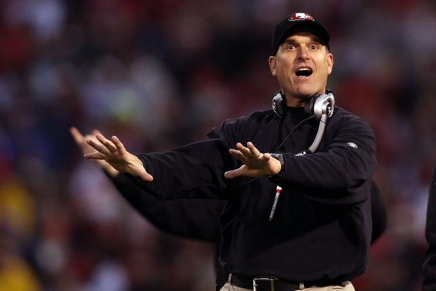 NFL Coach of the Year 2011: Jim Harbaugh Will Earn Honor for Revitalizing 49ers