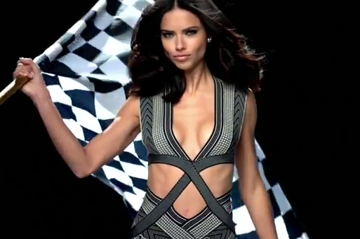 Kia Super Bowl Commercial: Model Adriana Lima Makes Car Company's Ad Extra Hot