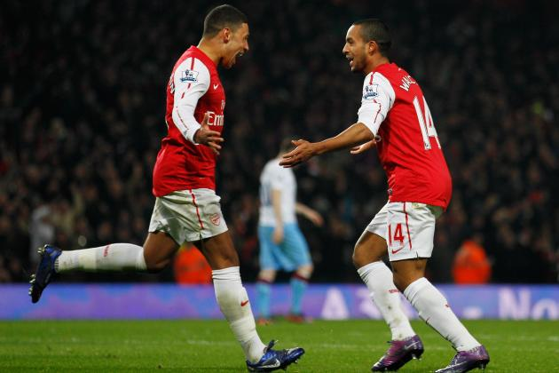 Arsenal vs Blackburn Preview: No Robin Van Persie, Theo Walcott at Striker?