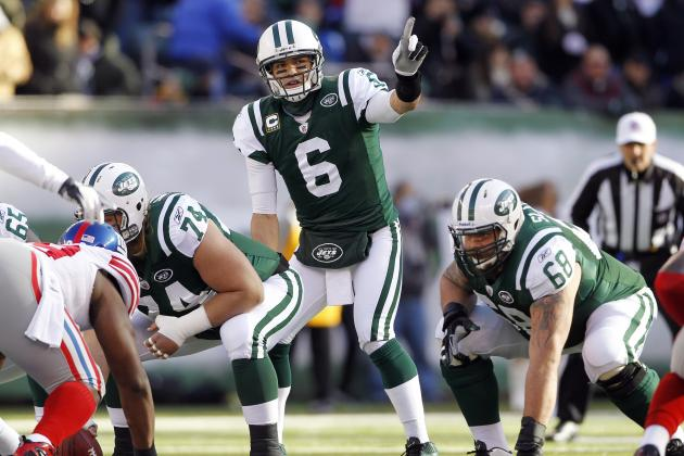 New York Jets: What Do You Do with a Problem Like Mark Sanchez?