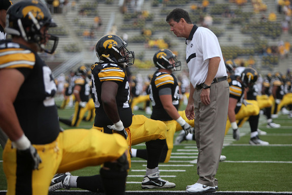 Iowa Hawkeyes Offensive Coordinator Ken O'Keefe Leaves for Miami Dolphins