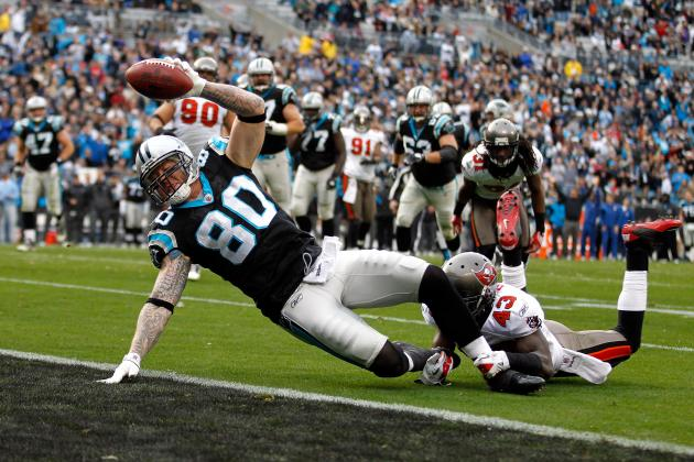 Carolina Panthers 2012 Offseason Preview for Tight Ends