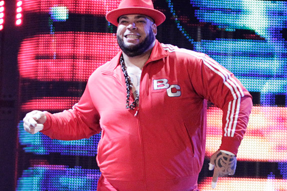 WWE: Why Brodus Clay Will Be More Than a Comedy Act