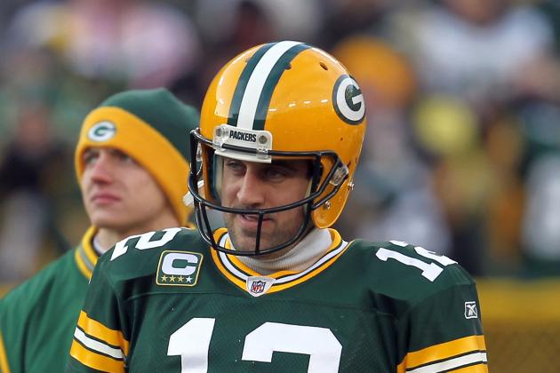 NFL MVP 2011: Why Aaron Rodgers Is No Lock to Take Home Prestigious Award