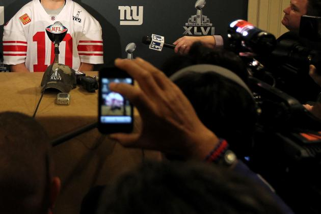 Super Bowl XLVI: Bleacher Report's Guide to Watching the Super Bowl on TV
