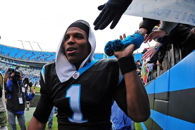 NFL Honors 2012: Andy Dalton Won't Take Offensive Rookie of Year from Cam Newton