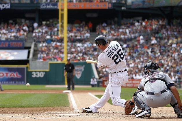 Brennan Boesch Should Be Detroit Tigers' New Leadoff Hitter
