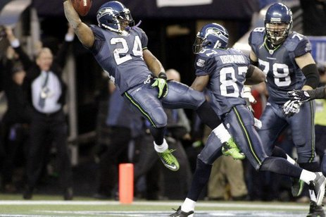 Seattle Seahawks: Will Marshawn Lynch's Legacy Best Shaun Alexander's?