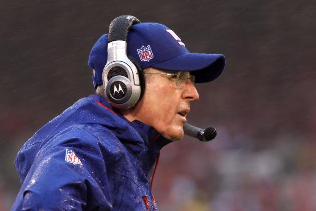 Super Bowl 2012: What Would a Win Mean for Tom Coughlin's Legacy?