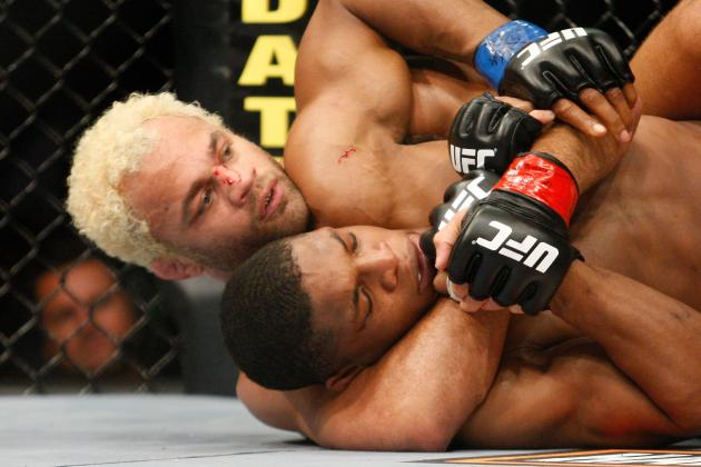 UFC 143: Josh Koscheck Will Ride UFC 135 Momentum to Win over Mike Pierce