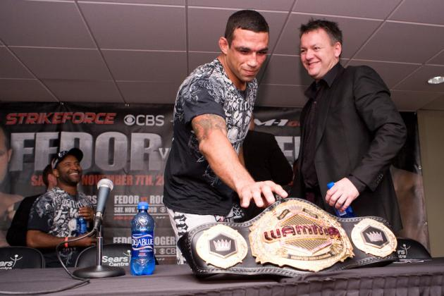 UFC 143 Fight Card: Will Fabrico Werdum Be a Heavyweight Title Threat?
