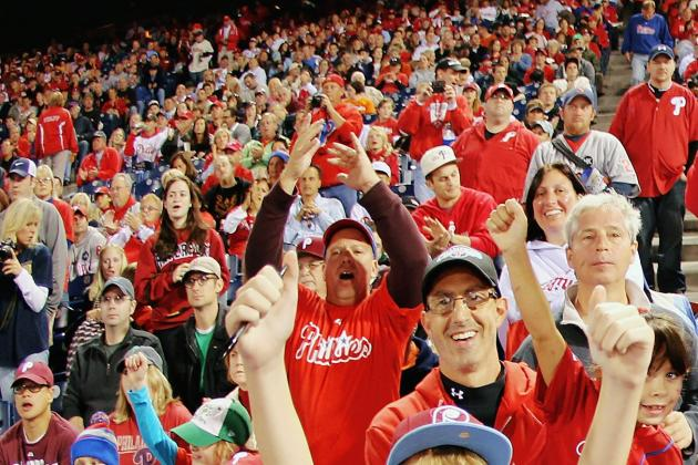 Washington Nationals Launch Preemptive Strike Against Philadelphia Phillies Fans