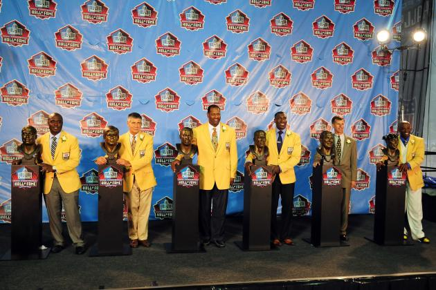 2012 Pro Football Hall of Fame: Complete List of Inductees to Canton