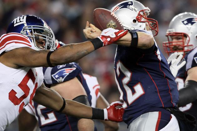 Super Bowl 2012: Breaking Down How Patriots Can Slow Down Giants Pass Rush