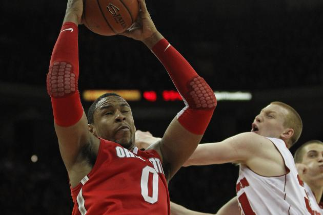 Ohio State vs. Wisconsin: Jared Sullinger Leads Buckeyes, Breaks Madison Curse