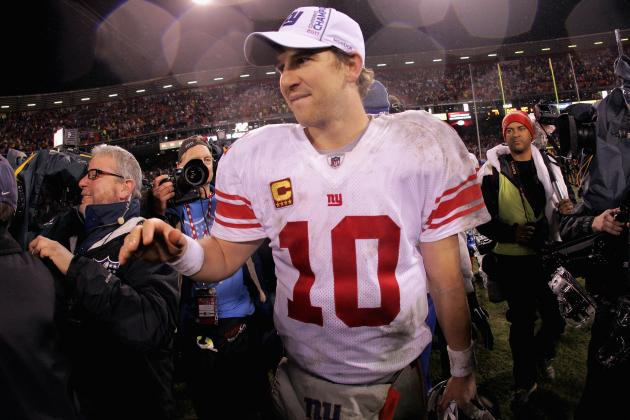 Super Bowl Prediction:  Eli Manning Will Win Second Super Bowl in Peyton's House