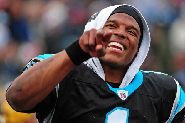 Carolina Panthers: Rookie Cam Newton Named AP Offensive Rookie of the Year