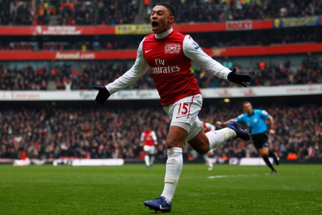 Arsene Wenger Unleashing the Ox May Mean Exposing Him to England and the Euros