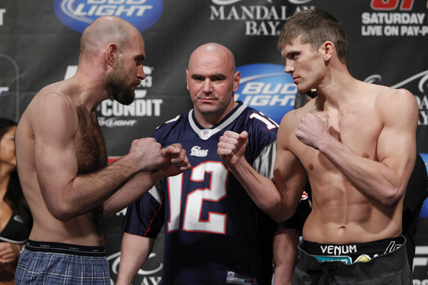 UFC 143 Results: Stephen