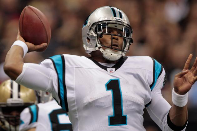 Cam Newton Rookie of the Year: Why Panthers QB Was Only Possible Choice