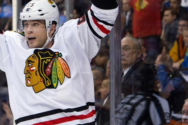 Chicago Blackhawks: Why They're Built for a Deep Playoff Run in 2012