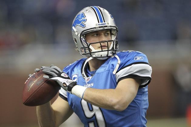 Why Matt Stafford's Comeback Player of the Year Award Was Complete Garbage